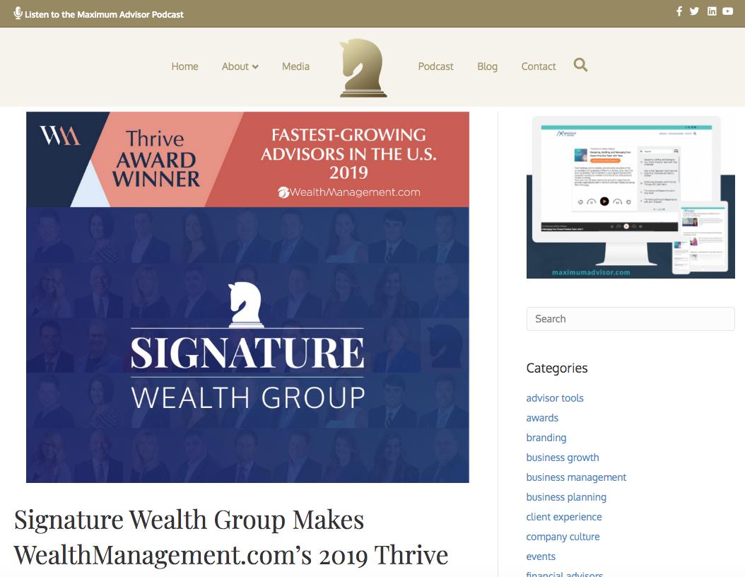 chip munn, wealthmanagement.com